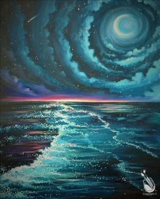 PainttheSkywith StarsJoannaLee Miller